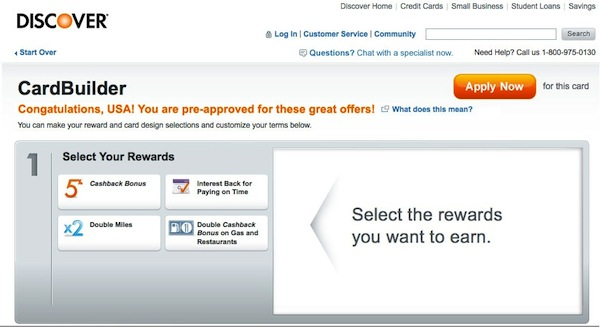 Us solution to debt crisis roll it over on discover card the discover pre approval for the united states of america reheart Images