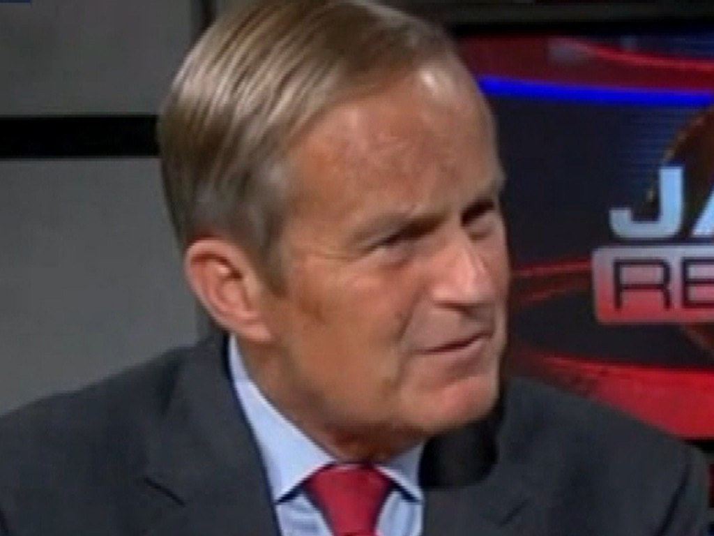 Missouri Congressman Todd Akin on TV
