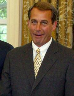 Boehner Laughing