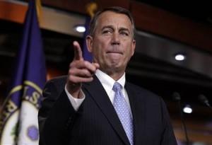 Boehner pointing